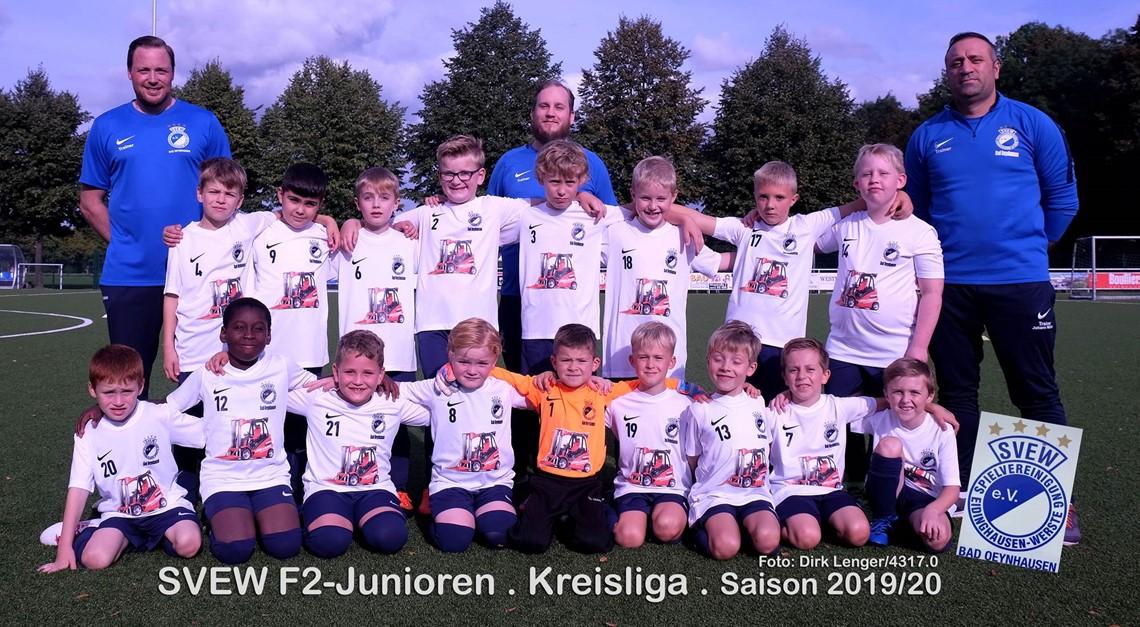 SVEW F2-Junioren 2019