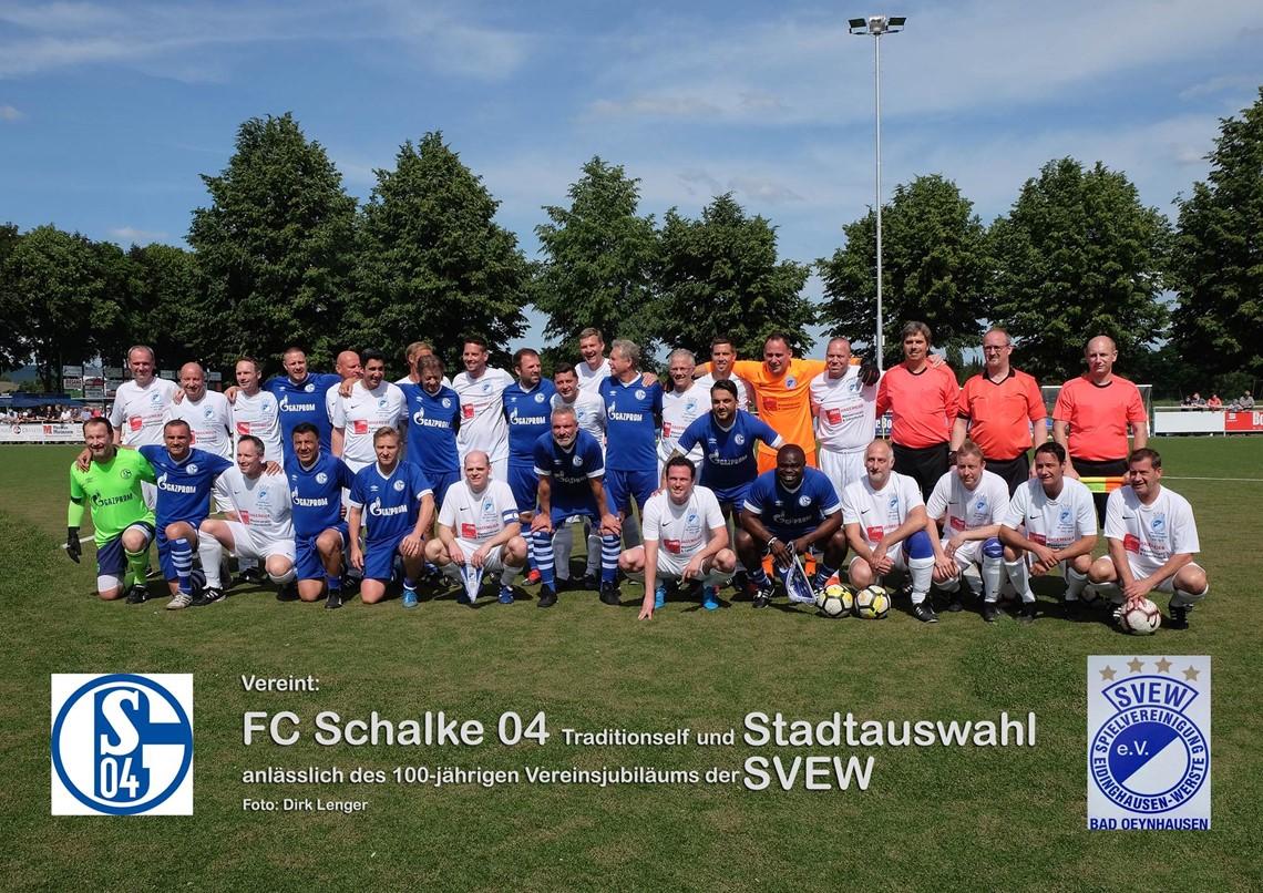 Mannschaftsfoto SVEW Bad Oeynhausen 14