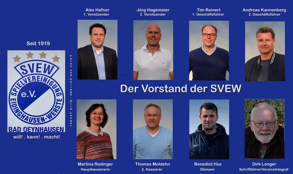 Mannschaftsfoto SVEW Bad Oeynhausen 6