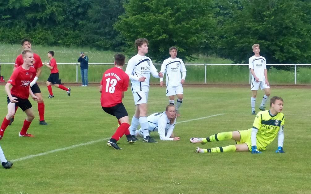 C1 springt mit 2:0 auf Platz 2 in der Landesliga