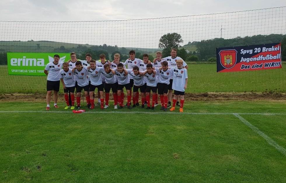 C1-Junioren in die Westfalenliga
