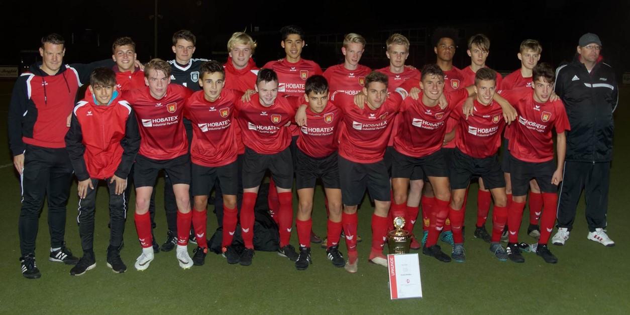 B-Jugend gewinnt Kreisfeldpokal