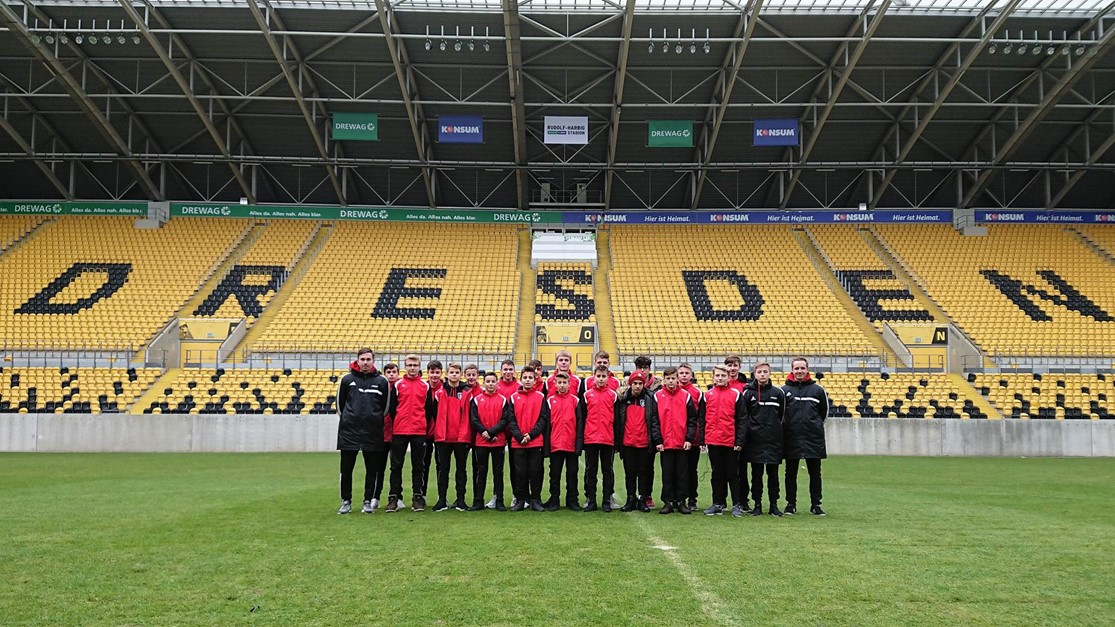 Brakels C-Junioren erneut zu Gast in Bautzen