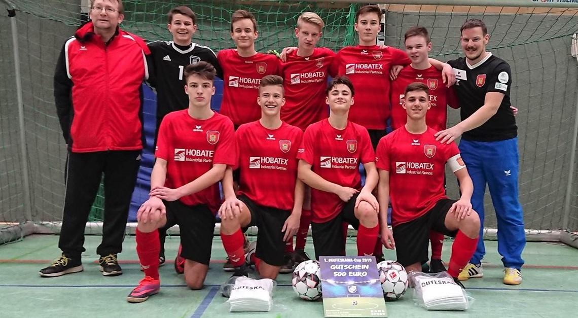 B-Jugend gewinnt Kama Cup in Vellmar