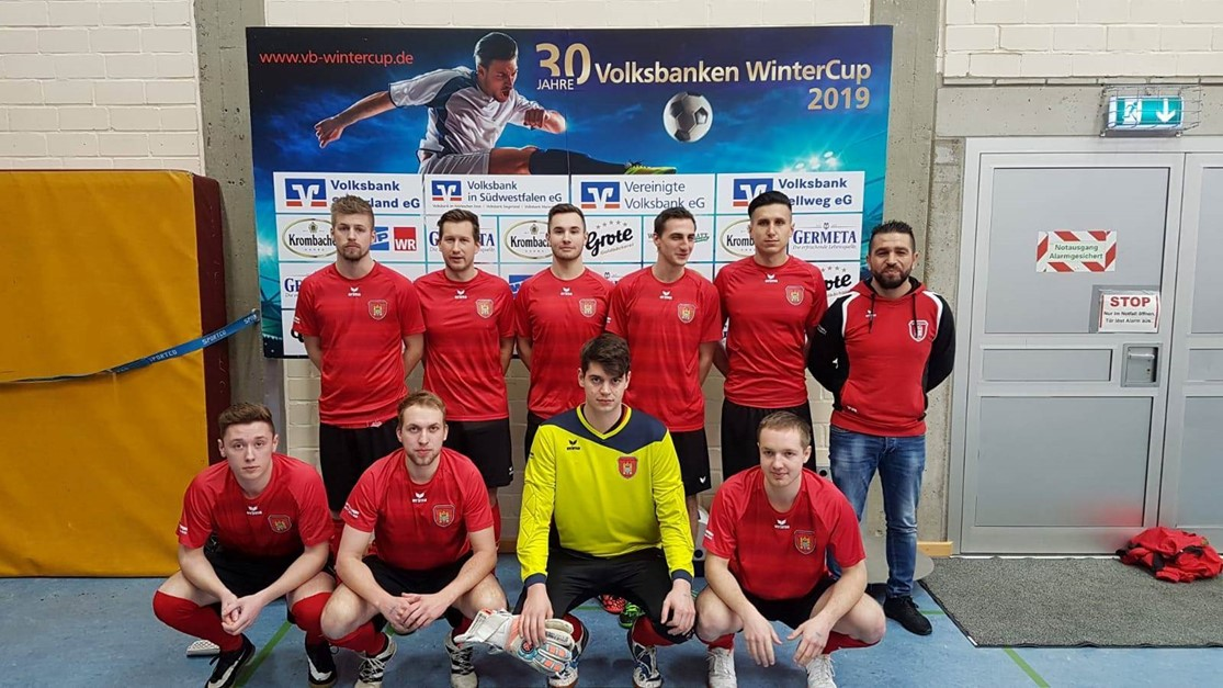 2. Mannschaft überzeugt beim Supercup