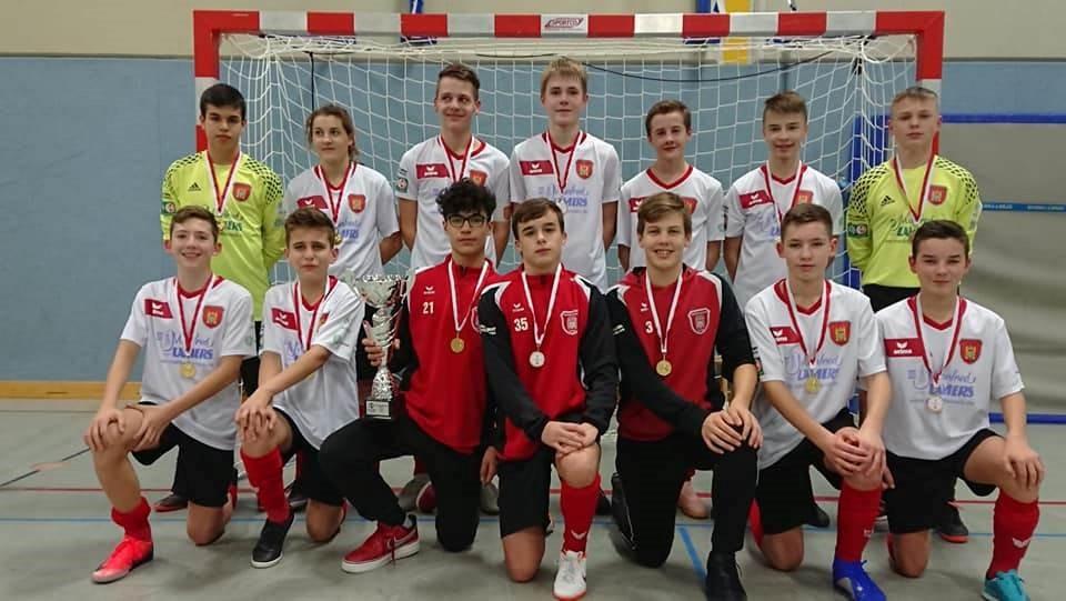 C-Junioren | Futsal Westfalen Meister 2018/2019
