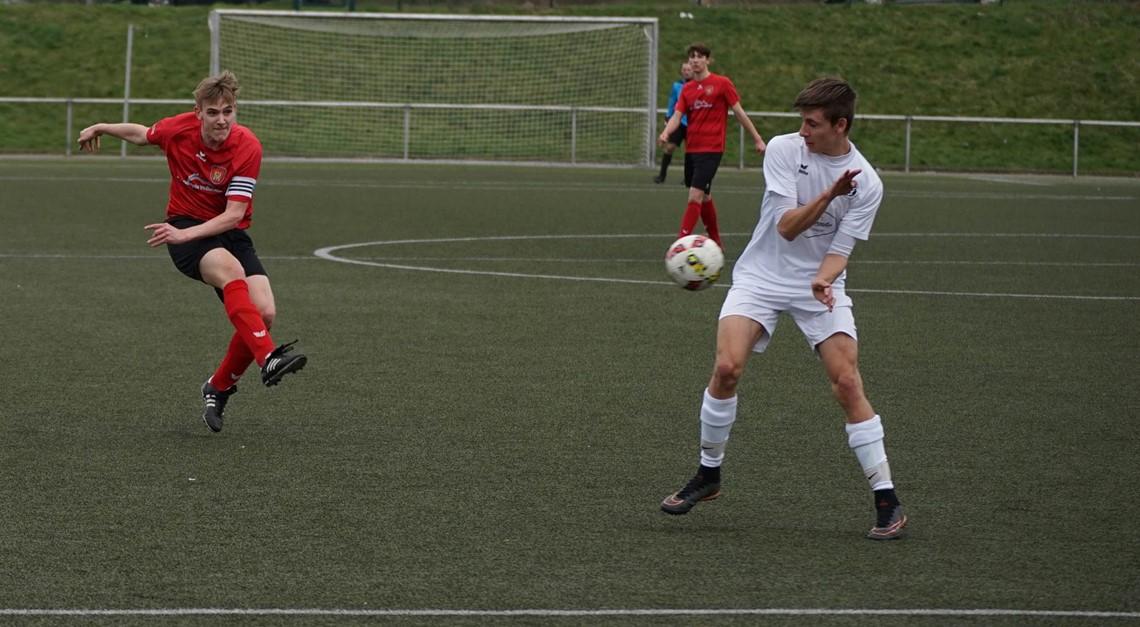 A1 gewinnt 3:0 gegen den Delbrücker SC