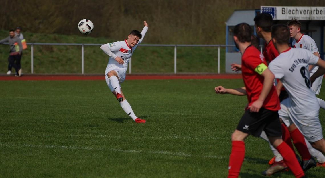 B1 gewinnt 7:0 gegen SV Heide