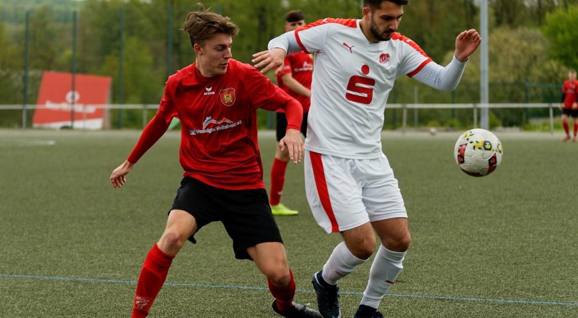 A1 gewinnt 1:0 gegen VFL Theesen