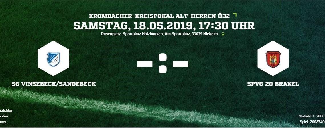 AH Ü32 Kreispokalfinale
