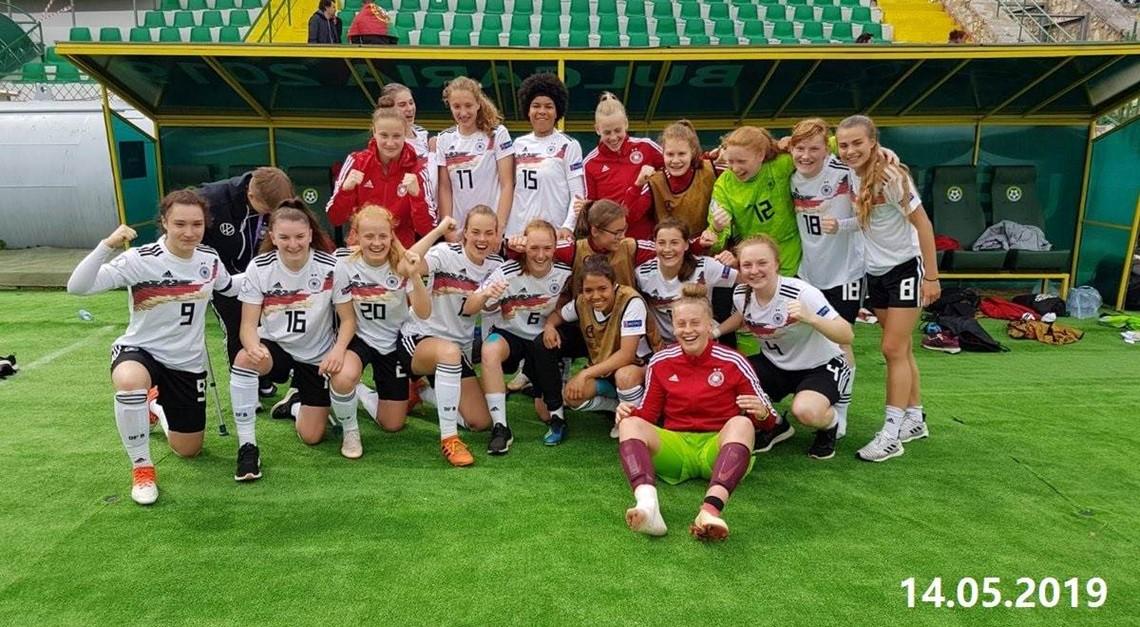 Deutschland steht im EM-Finale!