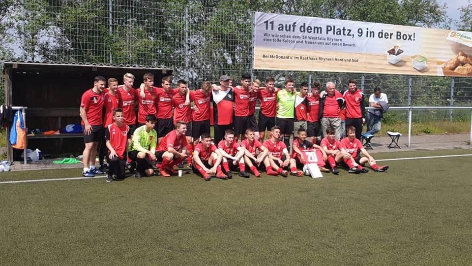 B-Jugend ist zurück in der Landesliga