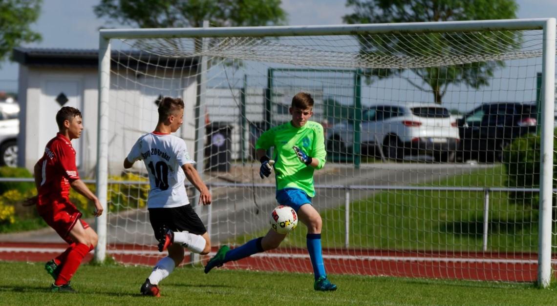 GoodBye Westfalenliga - C1 verliert 1:3 gegen Hamm
