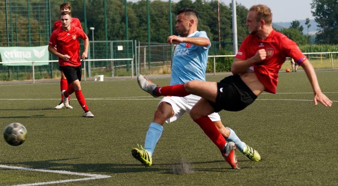 4:1 Sieg gegen TSC Steinheim