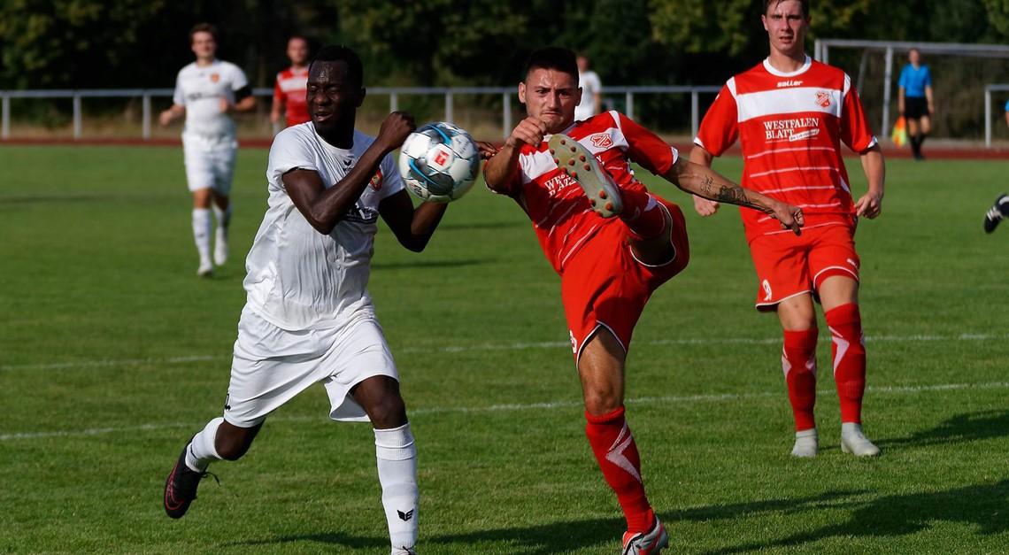 I. Mannschaft siegt 3:0 gegen Steinhagen