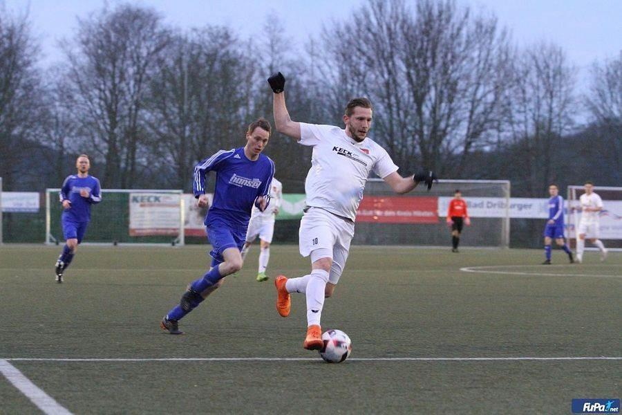 1. Mannschaft spielt 2:2 gegen SuS Westenholz