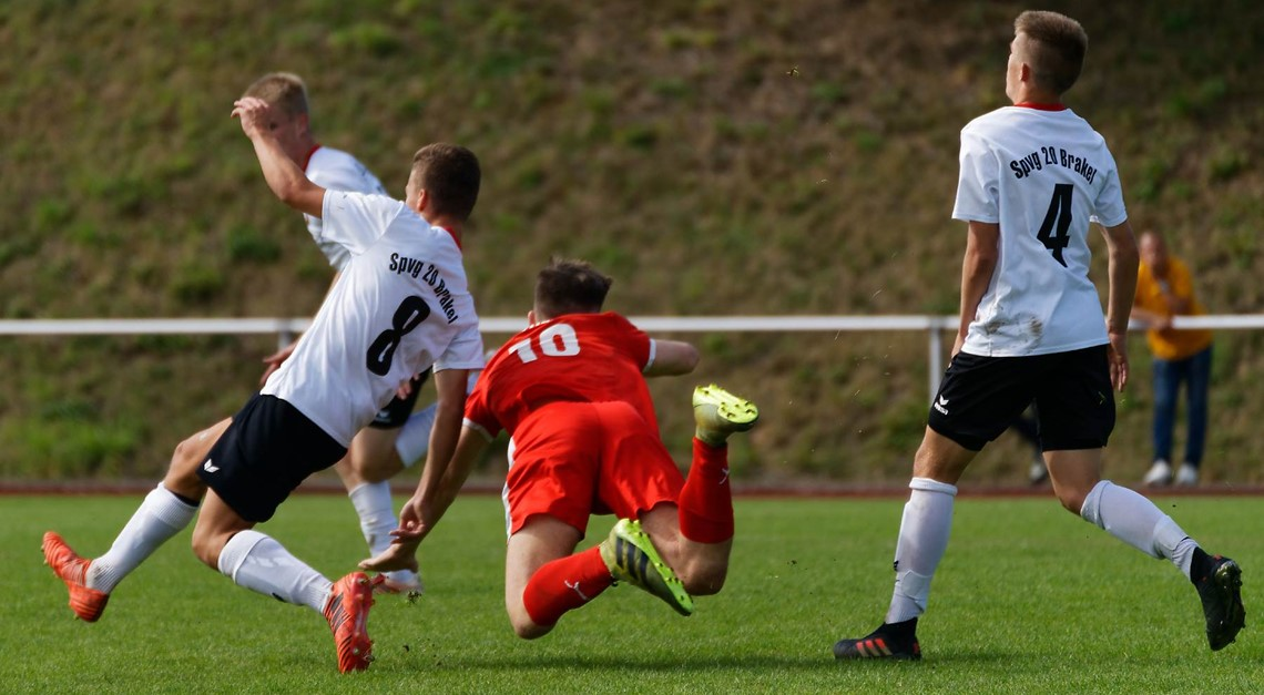 B1 gewinnt 1:0 gegen VFL Theesen
