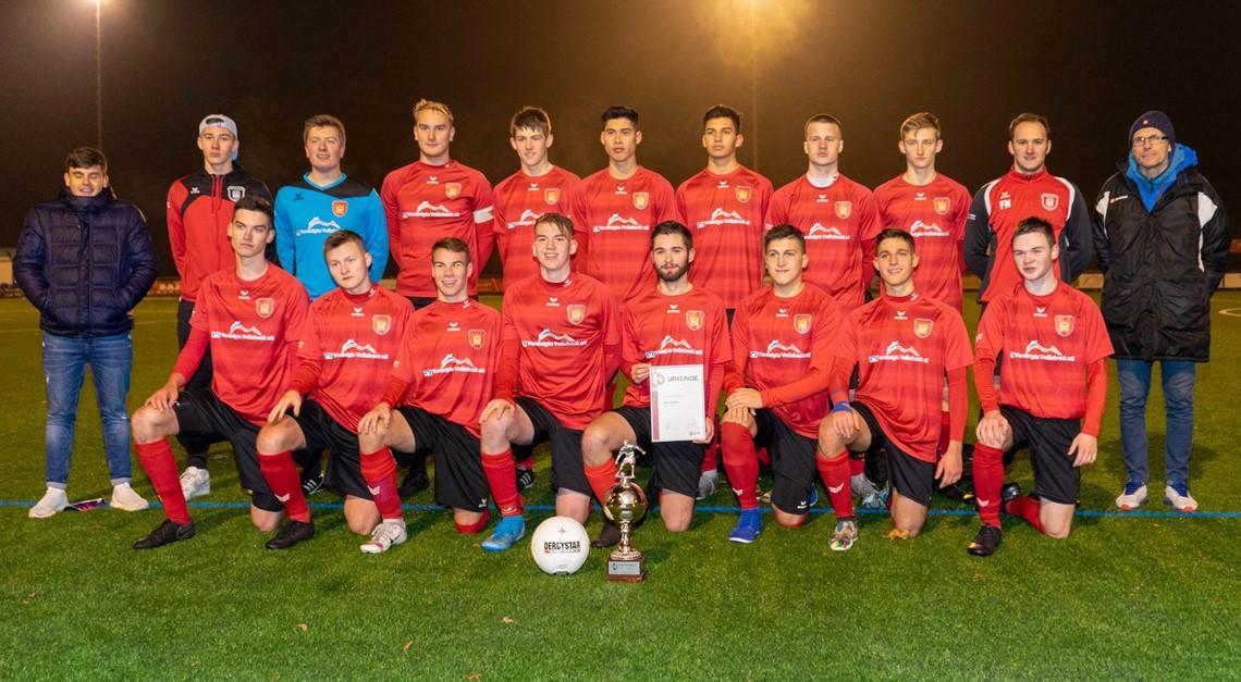 A-Jugend gewinnt Kreispokal