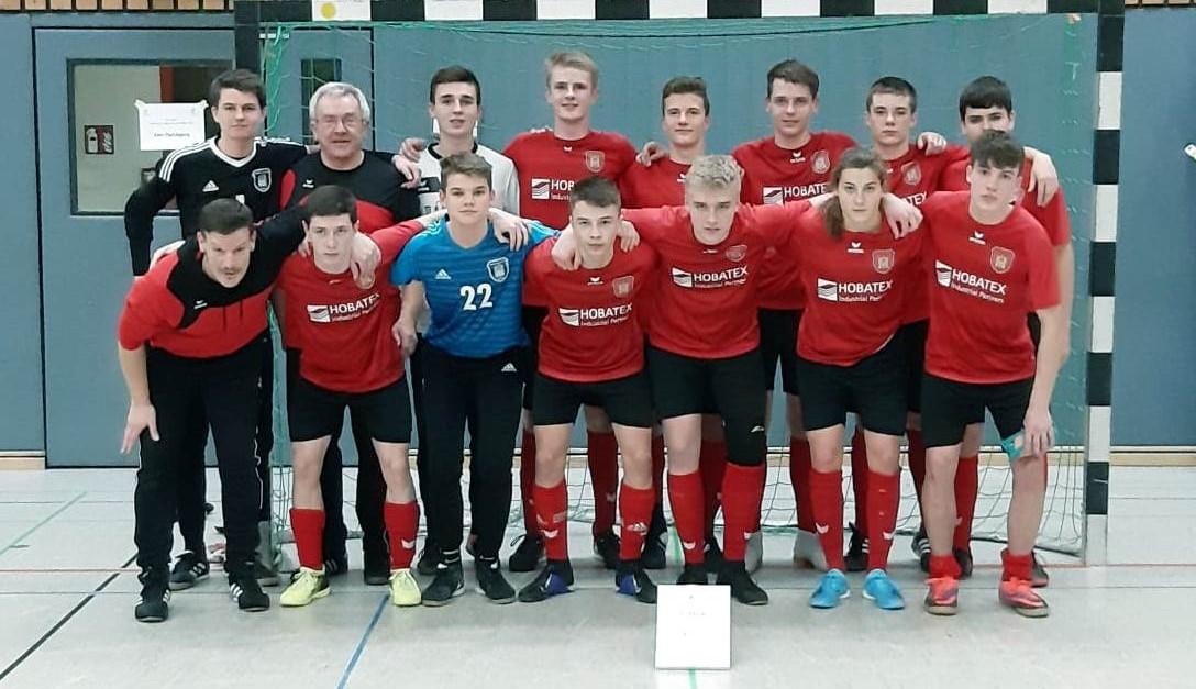 B-Jugend qualifiziert sich für dt. Meisterschaft
