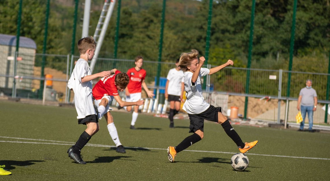 U14 verliert mit 3:0 gegen Heide Paderborn