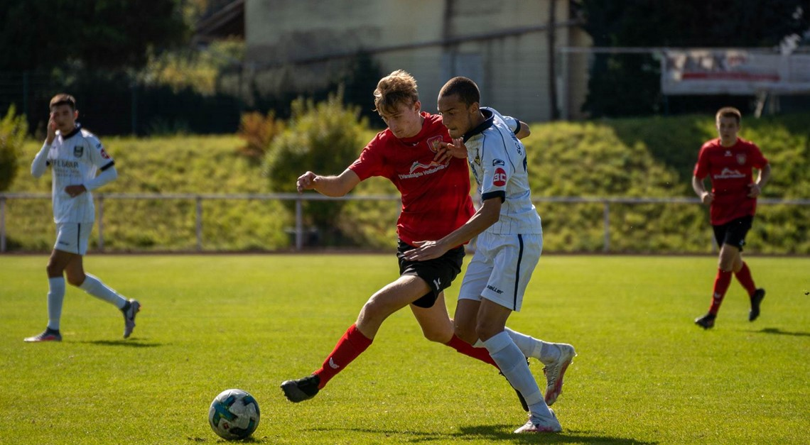 U19 spielt 0:0 gegen den SV Wiedenbrück