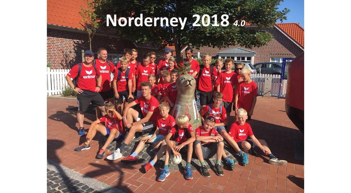 Fußball Ferienfreizeit Norderney