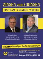 Sponsor - Deutsche Vermögensberatung