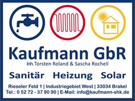 Sponsor - Kaufmann Gbr