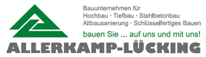 Sponsor - Allerkamp-Lücking