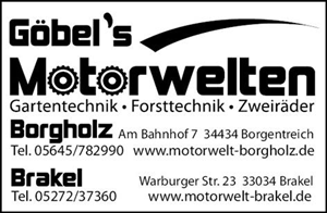 Sponsor - Göbel Motorwelt