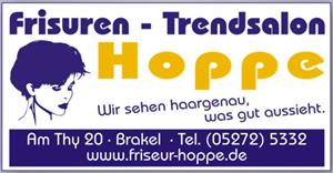 Sponsor - Trendsalon Hoppe