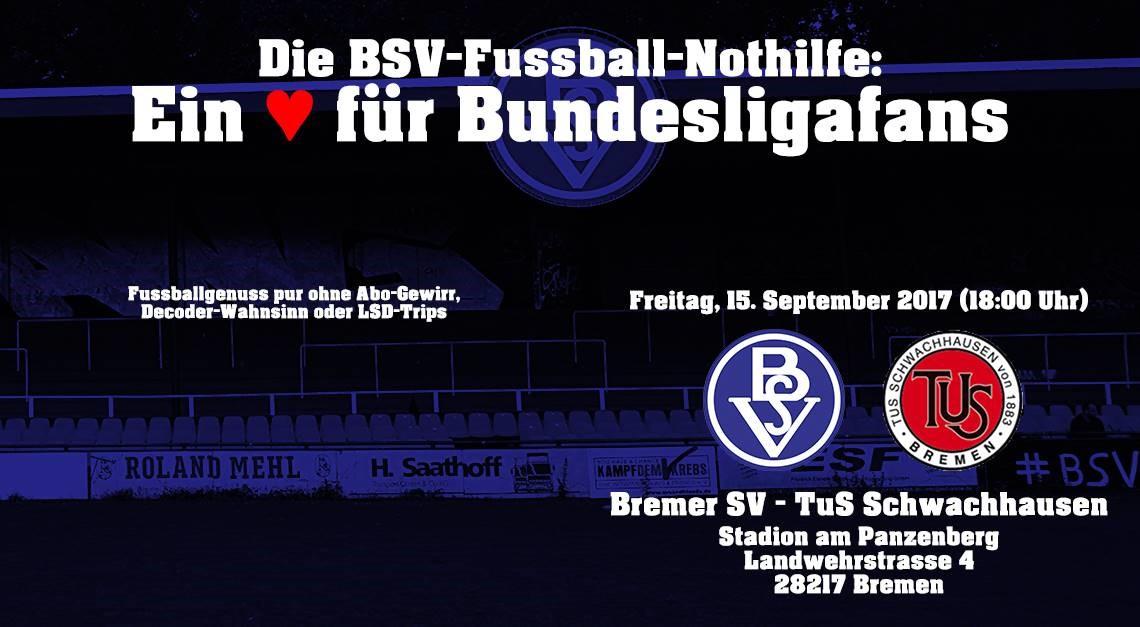 Die BSV-Fussball-Nothilfe