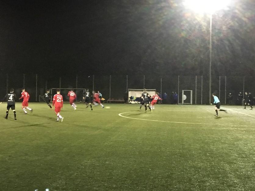 1:3 Niederlage gegen SV Atlas Delmenhorst