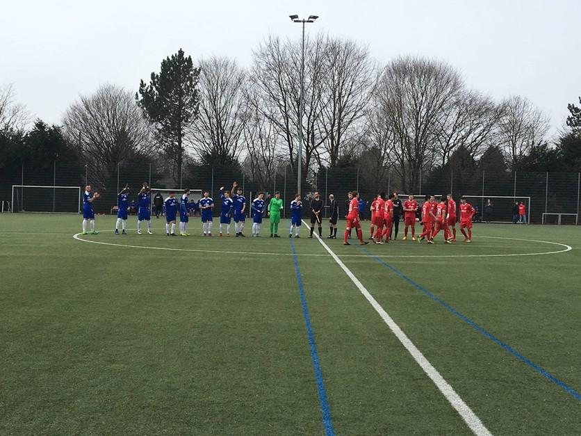 1:1 im Spitzenspiel gegen den FC Oberneuland