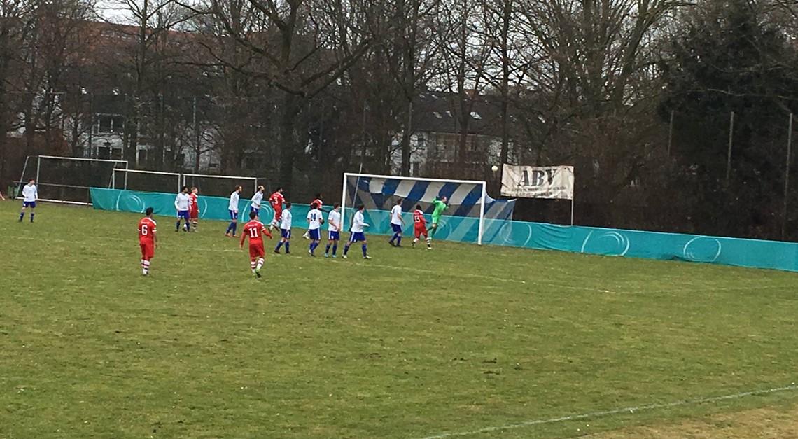 Bremer SV verliert gegen Leher TS