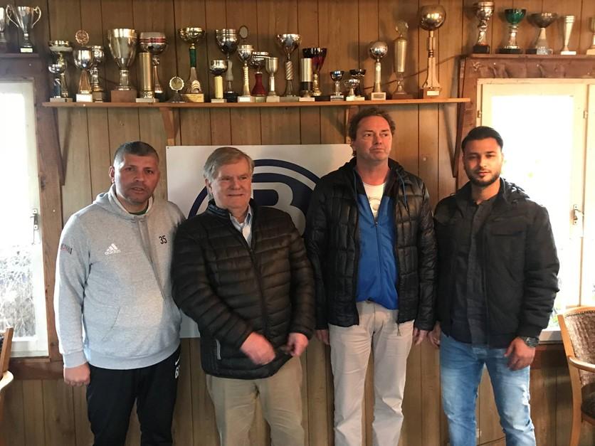 Ralf Voigt wird zur neuen Saison Trainer
