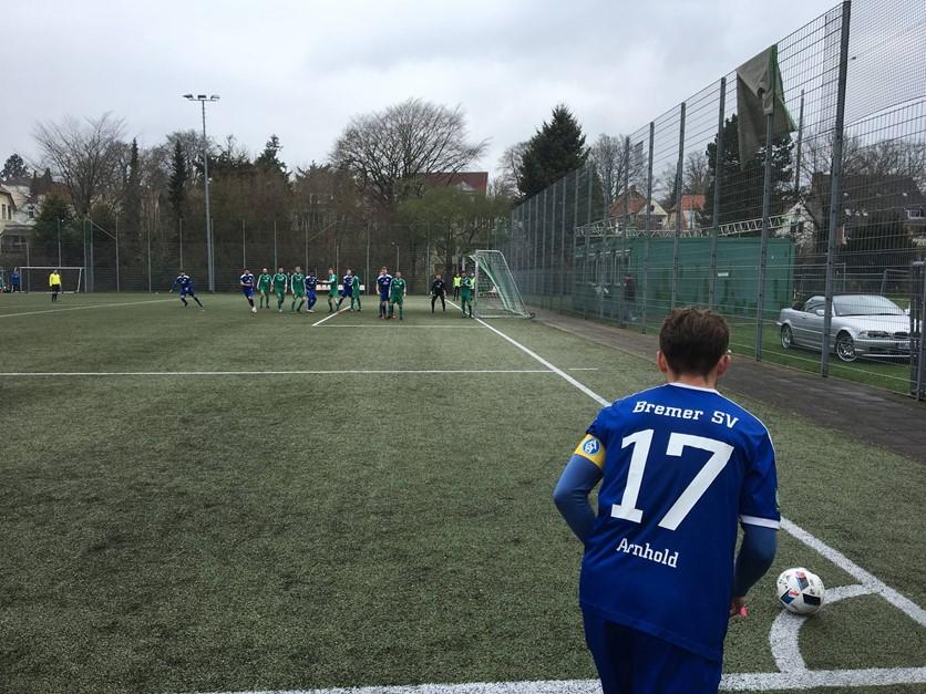 Torreiches Unentschieden in Vegesack