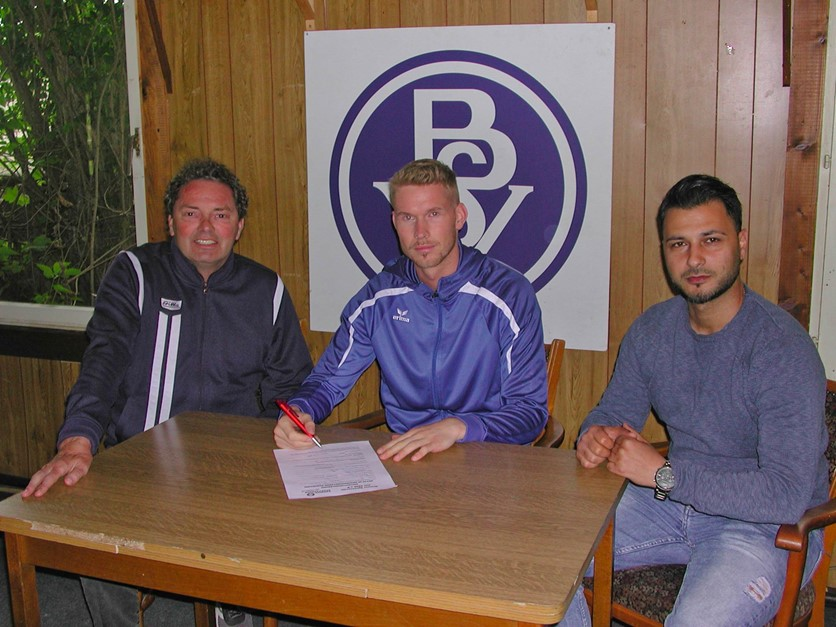 Danny Radke wechselt zum Bremer SV