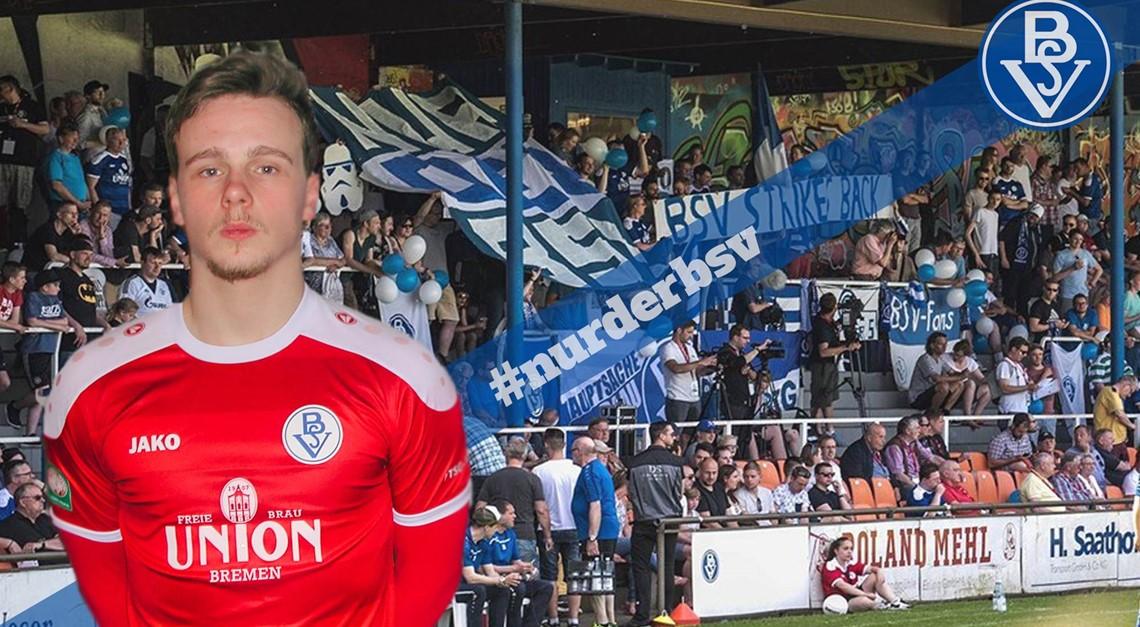 Björn Hakansson verlängert beim Bremer SV