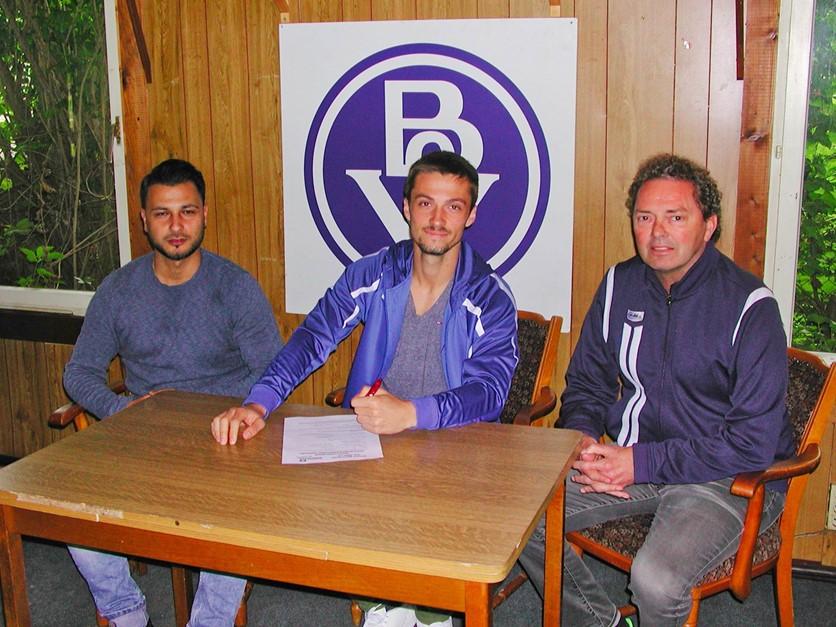Tim Pendzich wechselt zum Bremer SV