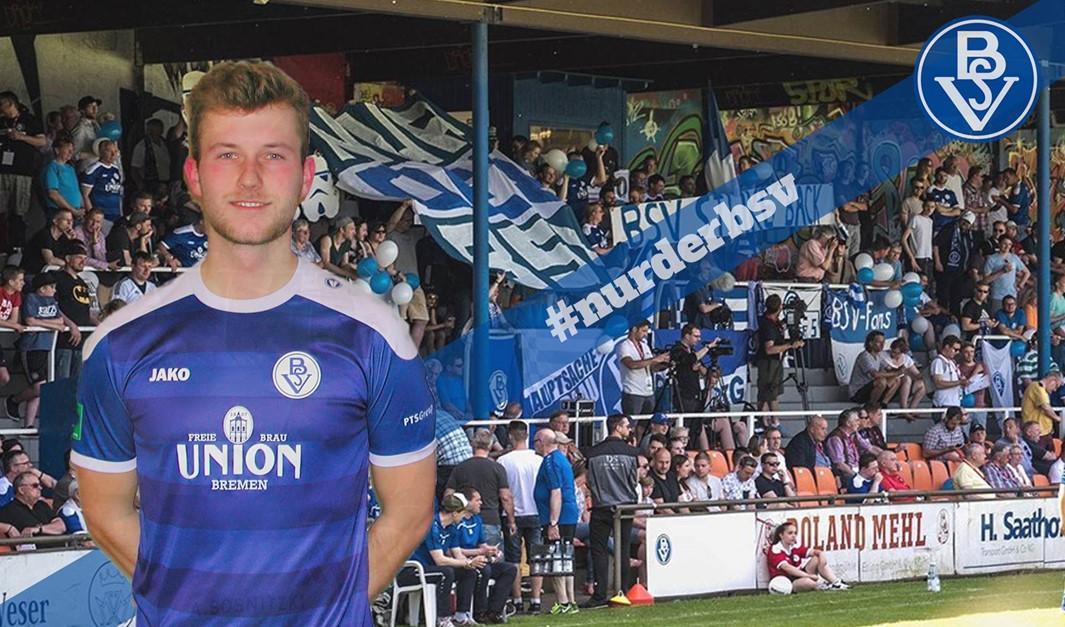Jan-Moritz Höler verlängert beim Bremer SV