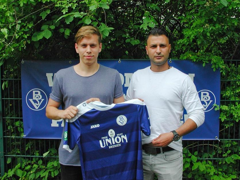 Dimitri Khoroshun wechselt zum Bremer SV