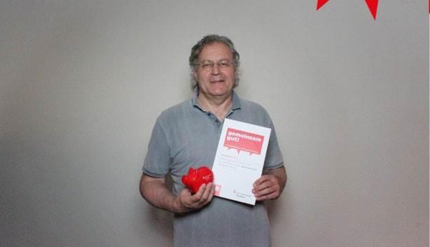 """Der Bremer SV ist Preisträger bei """"gemeinsam gut!"""""""