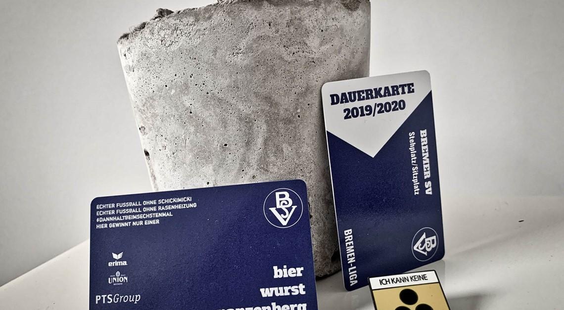 Dauerkarte Bremen-Liga Saison 2019/2020