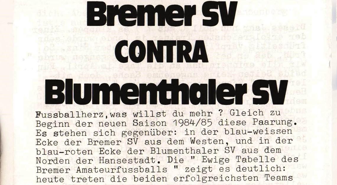 Der Bremer Klassiker