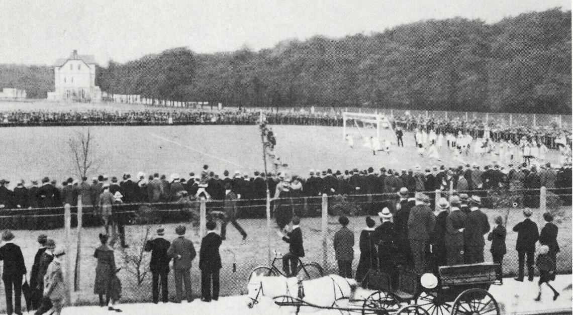 Der Bürgerparksportplatz