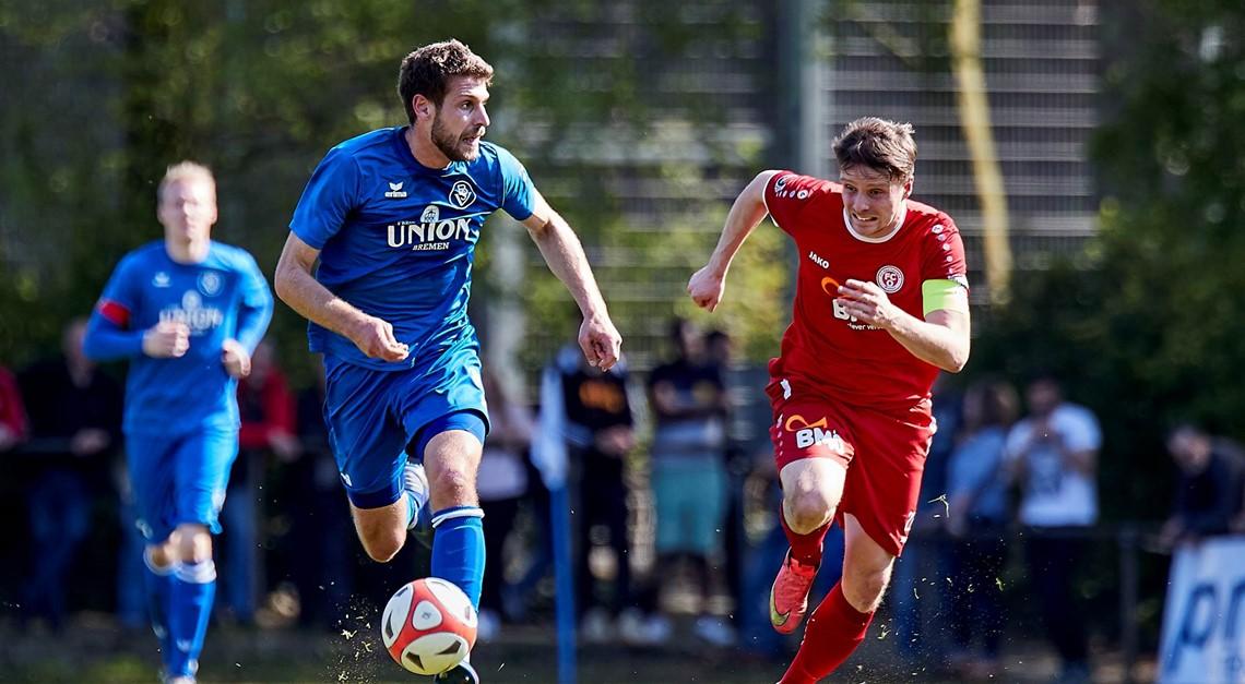 Lukas Muszong bleibt beim Bremer SV