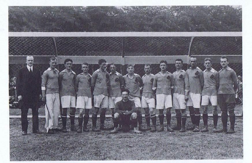 """100 Jahre """"Bremer Sport-Verein von 1906 e.V."""""""