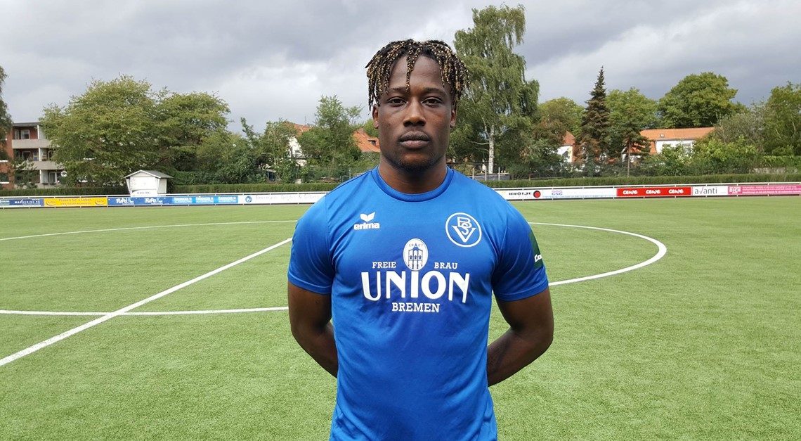 Sadrak-Kalemba Nankishi wechselt zum Bremer SV