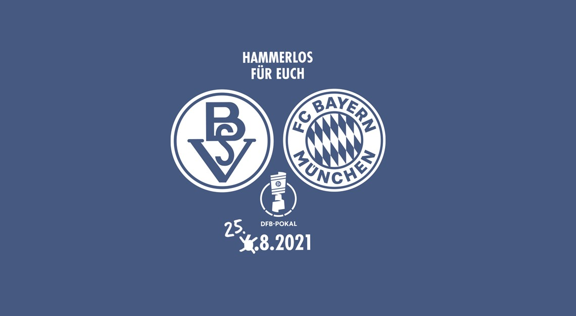 Bremer SV gegen FC Bayern München